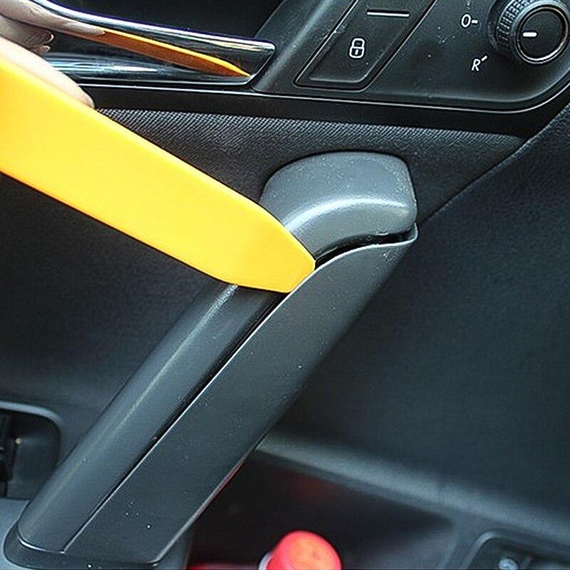 Portable Car Recorder Wiring Crowbar Car Audio Car Handle Modification Disassembly Tool Car Modification Door Panel Crowbar