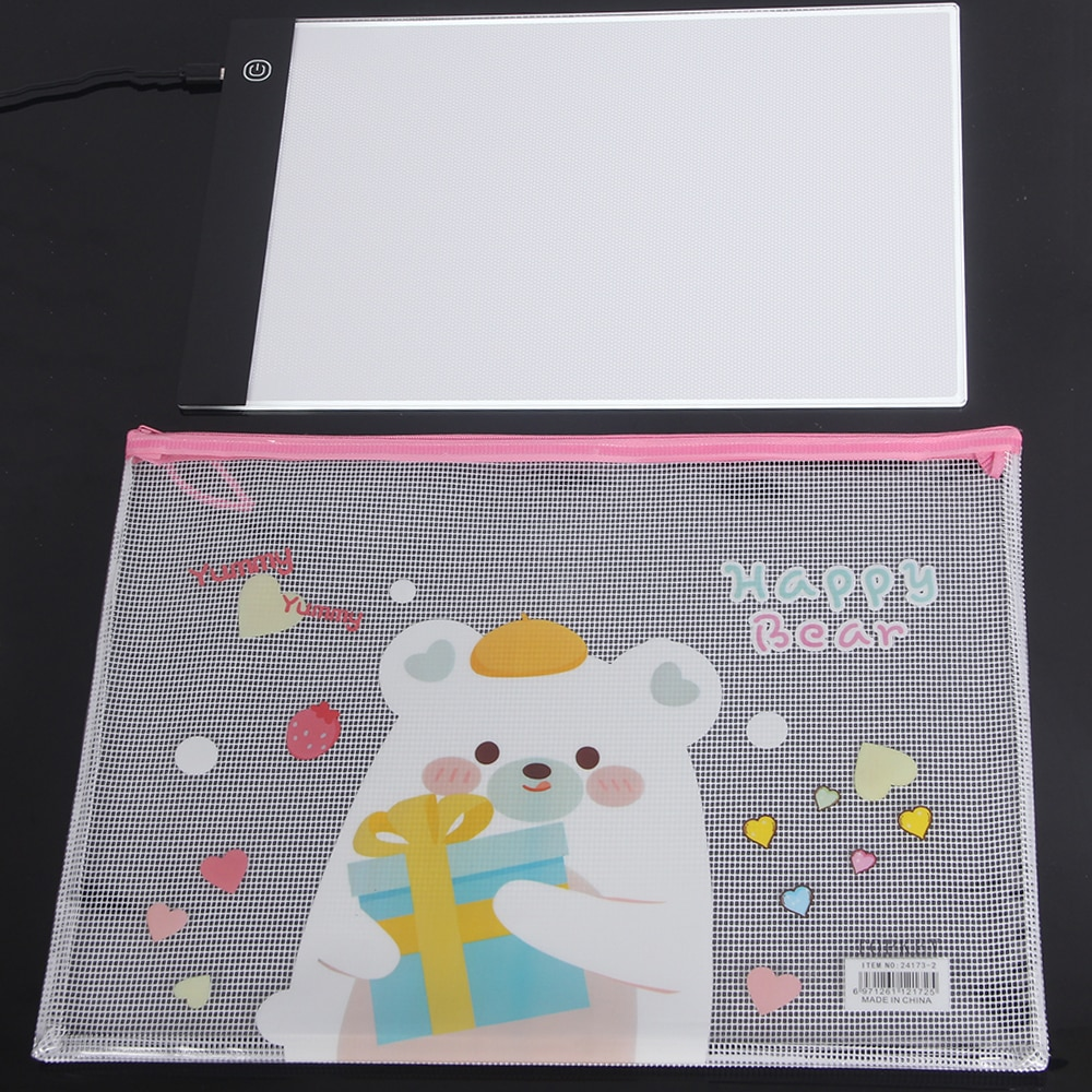 5D Diamond Painting A4 Led Light Pad Board for Drawing USB Powered Art Tools Accessories Kits