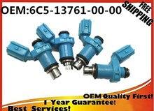 Nouveau injecteur dorigine 6C5-13761-00-00 carburant 50-60 HP 2 temps pour Yamaha 10 trous 6C51376100 6C5-13761-00 6C5-13761-00-00