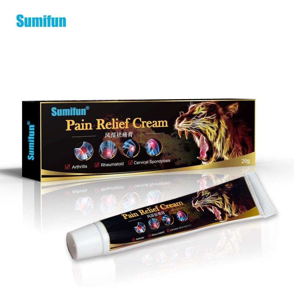 Sumifun 1box Tiger Balm Salbe Zurück Neck Muscle Arthritis Rheuma Schmerzen Relief Painkiller K10006