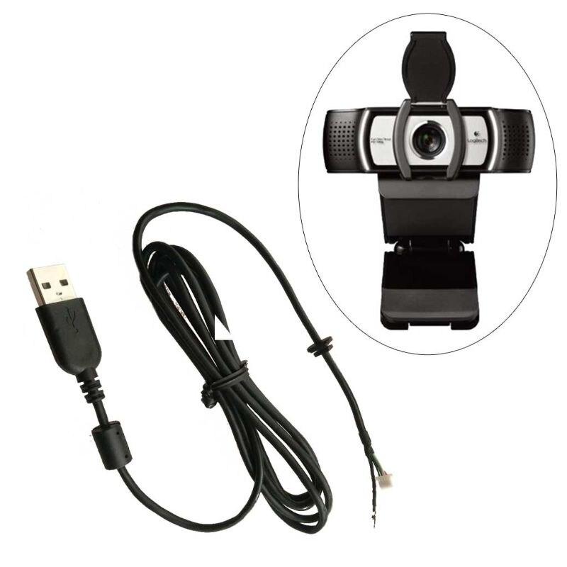Замена USB кабель для камеры кабель веб-камера провод для веб-камеры Logitech hD Pro веб-камера C920 c930e C922 C922x pro