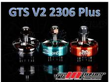4 stücke RCINPOWER SmooX GTS V2 2306 Plus bürstenlosen motor 1880/2280/2580kv hohe-ende freestyle Für RC racing Drone Teile