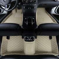 usustom logo car floor mat for countryman cooper r56 one cooper s paceman clubman car accessories rugs