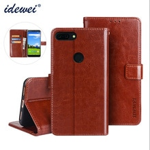 Case For Philips S561 Case Cover Luxury Leather Flip Case For Philips S561 Phone Case Back Cover Pro