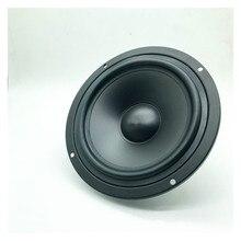SOTAMIA 1 pièces 5 pouces milieu de gamme Woofer haut-parleur pilote 4 8 Ohm 60W son haut-parleur Home cinéma bord en caoutchouc PP bassin Audio haut-parleur
