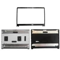 Neue LCD TOP Cover LCD vordere lunette Fur Dell Inspiron 15u 15-5000 5000 5555 5558 5559 V3558 v3559 0T7K57 nicht-touch version