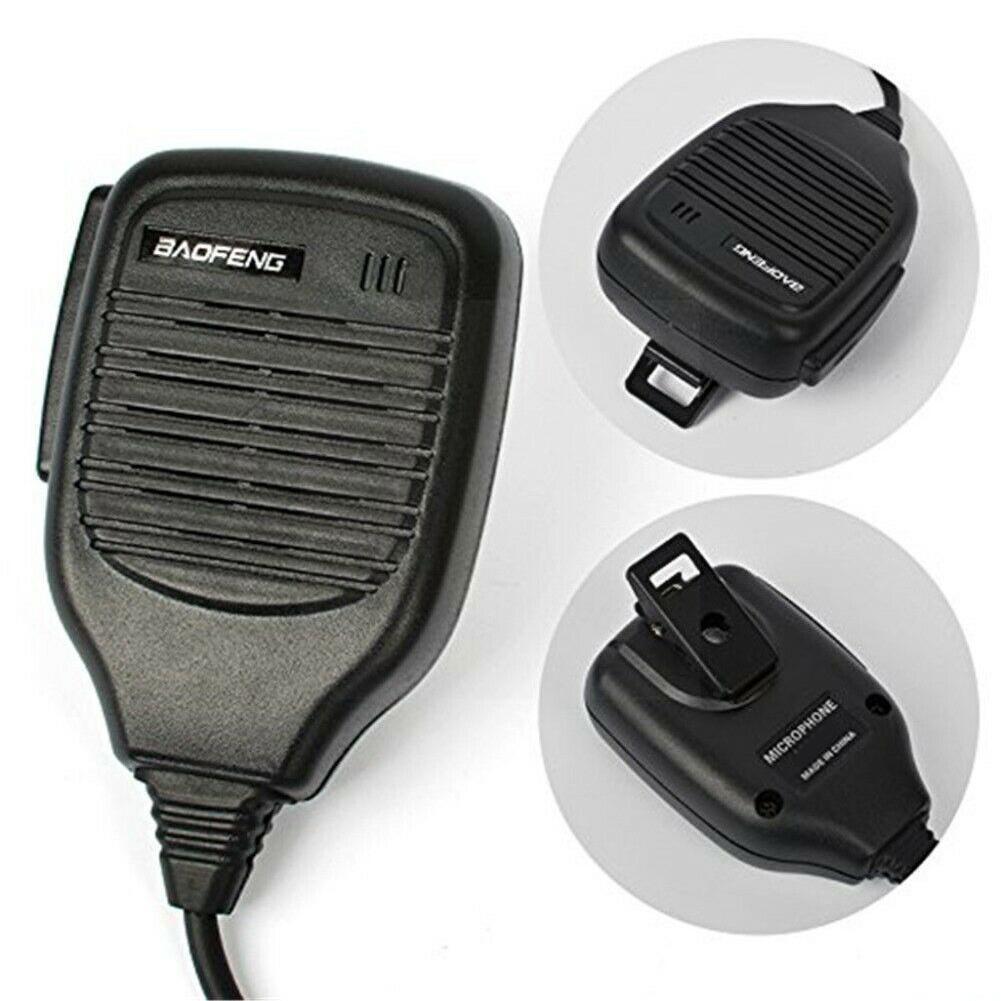 Портативная портативная рация с микрофоном Подходит для BF888S UV-5R Speaker для Baofeng Walkie-talkie A6O0
