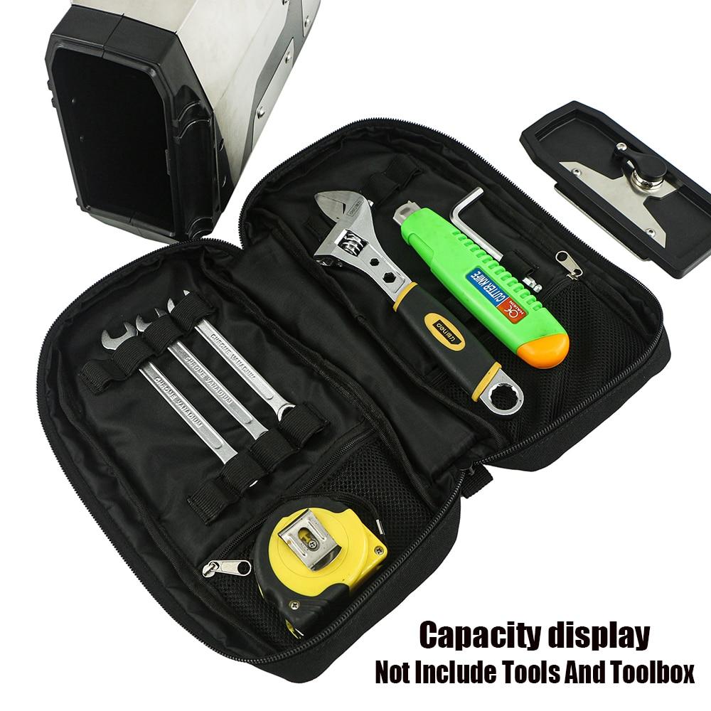 Tool Box Inner Bag For BMW R1200GS R1250GS F850 F750GS ADV R1200 GS OC LC 2004-2021 Werkzeug Taschen Organizer Storage Case Bag enlarge