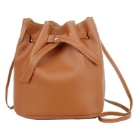 leather bag borse da donna pochette bucket small bags for women bolsa feminina bolsos para mujer shoulder sacos crossbody 2021