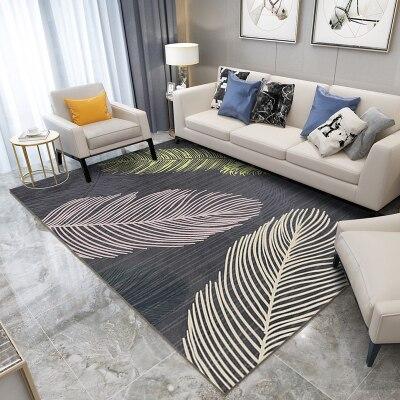 سجادة غرفة المعيشة على الطراز الأمريكي ، ديكور ، نمط بوهيمي ، مقاس كبير ، تصميم جديد ، 200 × 300 سنتيمتر
