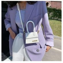 Jacquemus Mini Purses and Handbags for Women 2020 Crossbody Bag Famous Brand Totes Luxury Designer H