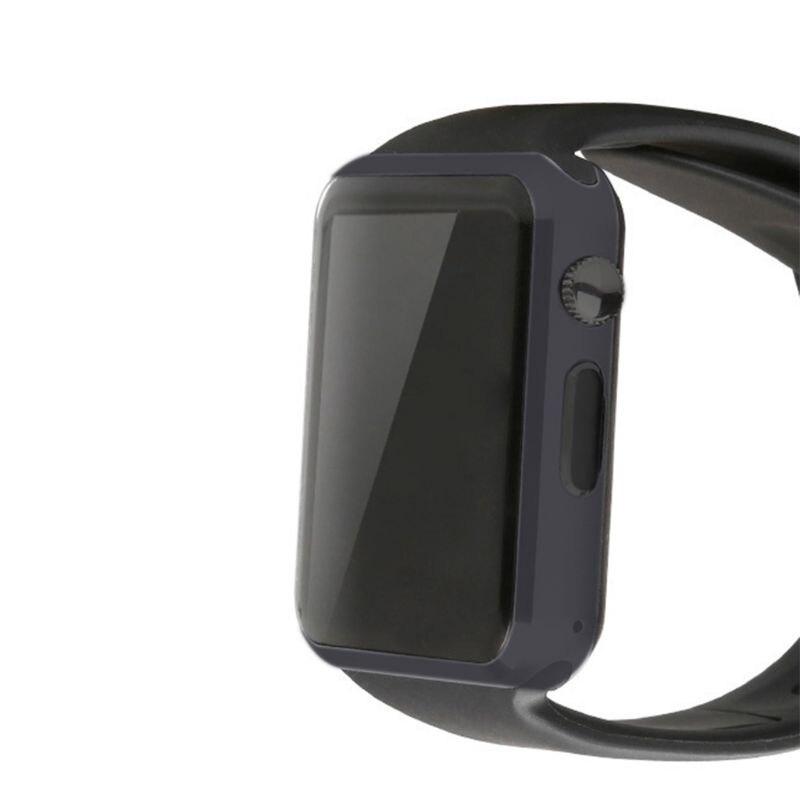 Bluetooth Smart Wrist Watch Kids Phone Watch A1 w/Camera Pedometer Calling Band T84C
