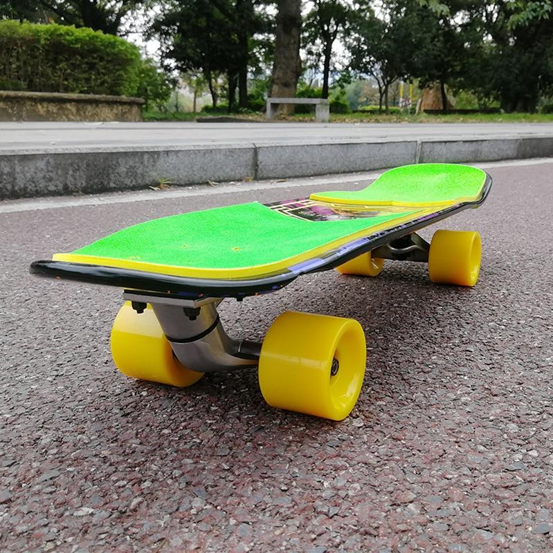Professional Maple Skateboard Hardware High Quality Sandpaper Skateboard for Adults Patinetas De Skate Sports Equipment DK50SB
