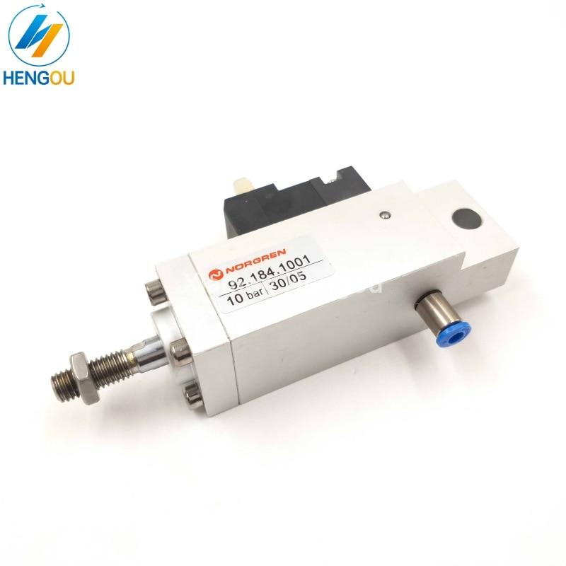 Válvula Solenoide del alimentador 92.184.1001 para la máquina de impresión de Heidelberg CD102 SM102 CD74