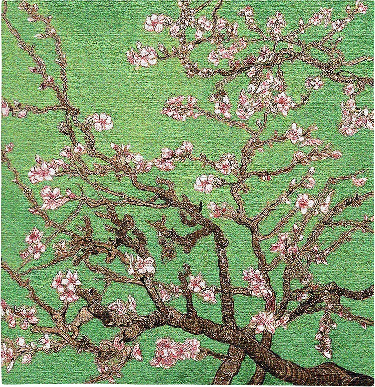 Flor de cerejeira tapeçaria parede pendurado clássico cerejeira floresce natureza da vida
