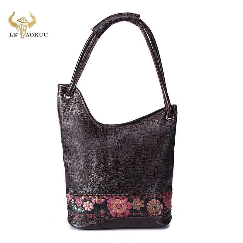 Grain Original LEATHER Famous Brand Luxury Ladies Large Shopping handbag Shoulder bag Women Designer