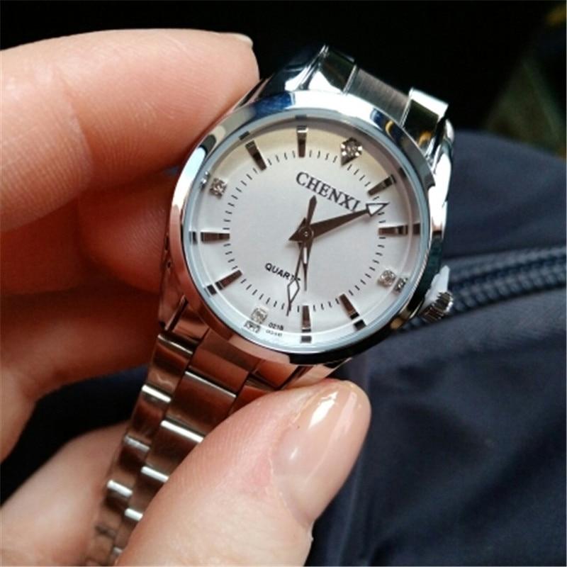 NEW CHENXI Blue Watch Women Luxury Brand Stainless Steel Ladies Watch 2020 Casual Fashion Wrist Watch Water Relogio Feminino enlarge
