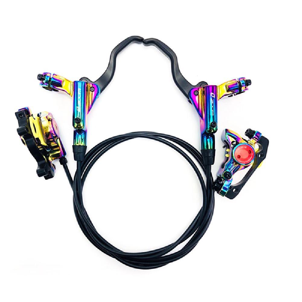 HB875-freno de disco hidráulico para bicicleta de montaña, pinza de freno de...