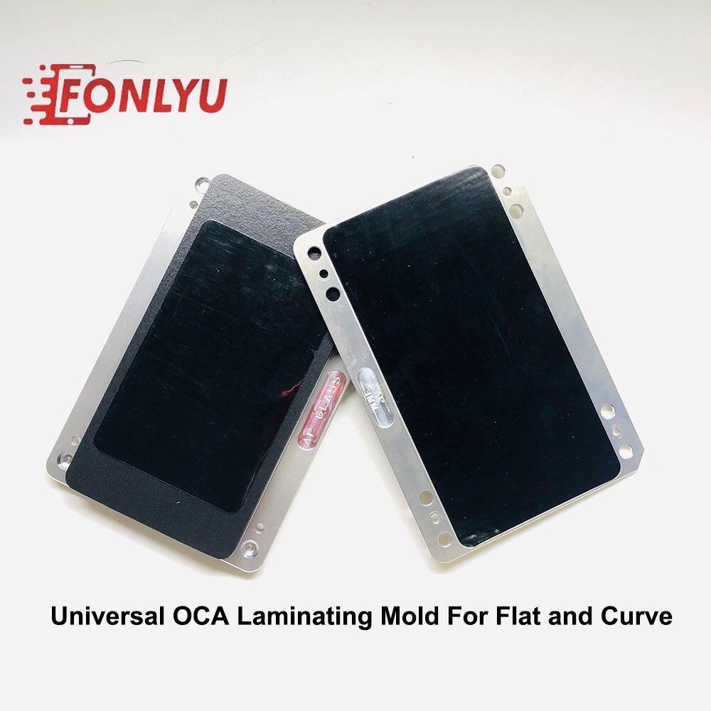 Moule de stratification universel OCA de haute précision pour iPhone et Samsung réparation décran cassé à plat et à bord