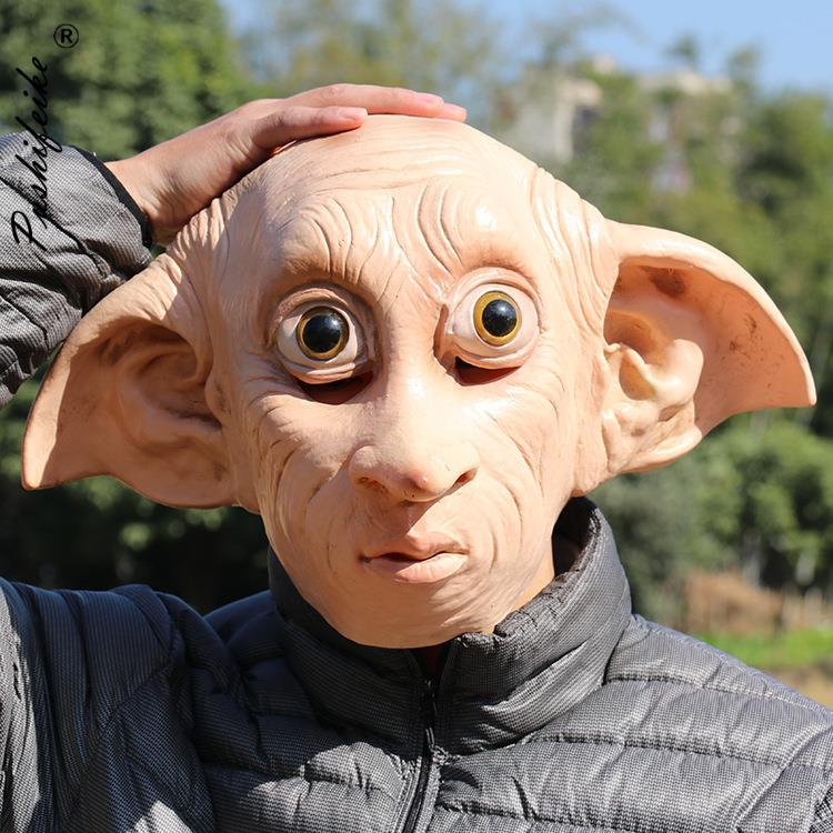 Halloween masks Elf latex mask the wizarding world of harry potter 12 more than family