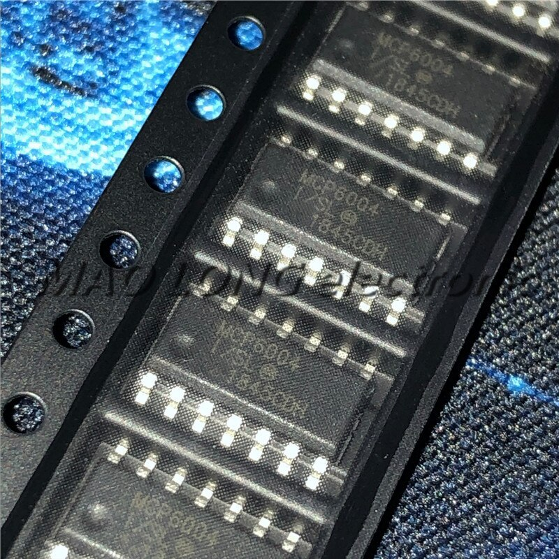 10 unids/lote MCP6004-I/SL SOP-14 MCP6004-I SOP MCP6004 SMD en Stock amplificador operacional 1,8 V 1MHz IC chip