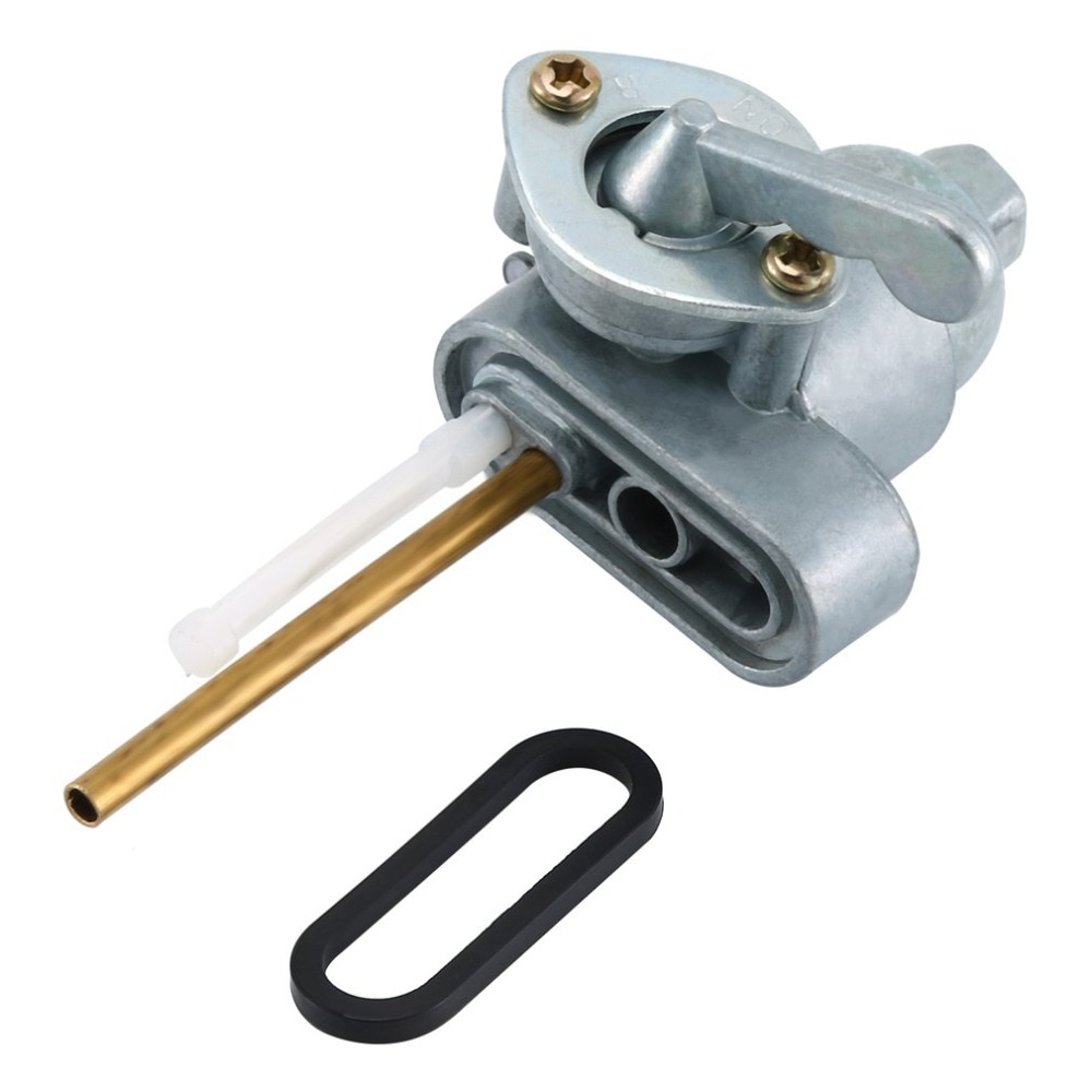 Fuel Switch Valve Petcock For Honda Cb100 Cb125 Cb175 Xl125 Xl350 Cl70 Cl125 Perfect Fit Of The Rubber Interface ignition switch for honda cb100 125s cl70 90 100 100s 125s ct90 s90 practical