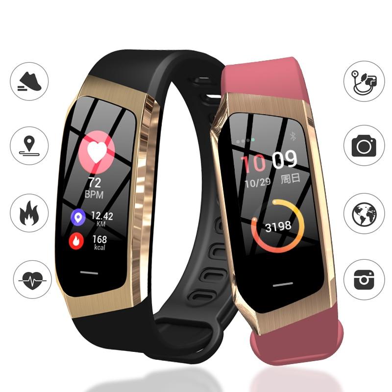 Смарт часы с фитнес трекером Pk M3, водостойкие|Смарт-браслеты| | АлиЭкспресс