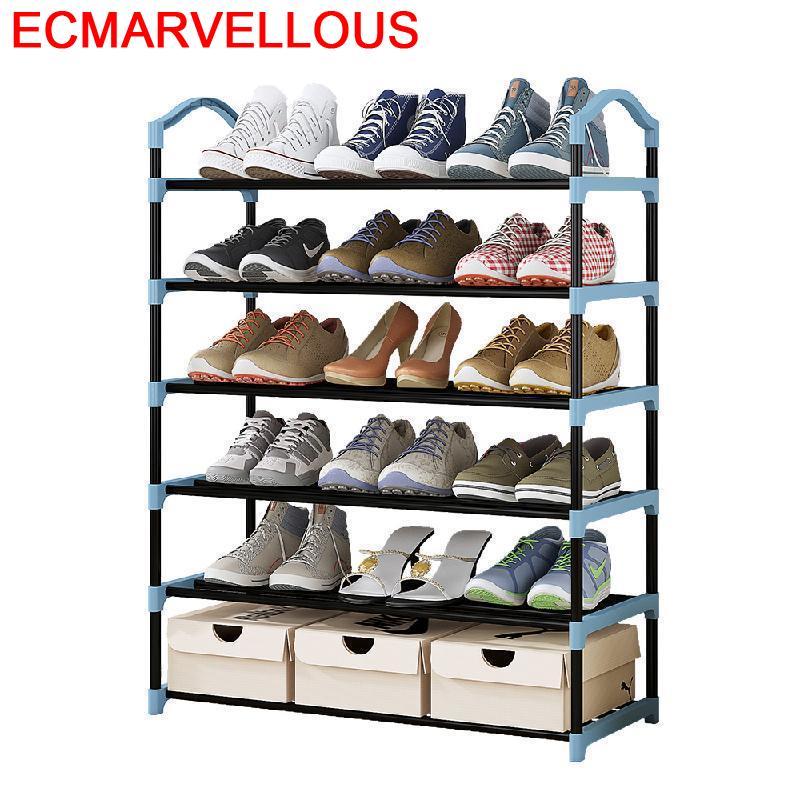 Kast Moveis Para Casa Rangement Organizador De Armario szafka magazynowa Scarpiera Meuble meble Chaussure półka na buty