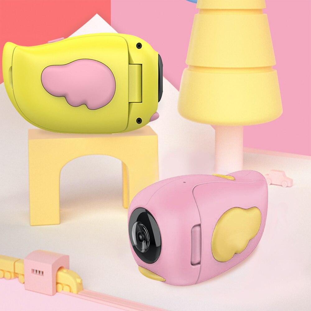 Детская видеокамера 8 Мп, HD 1080P, цифровые DVD-плееры, детская камера, игрушки для девочек, DV видеокамера, обучающая игрушка, подарок на день рожд...