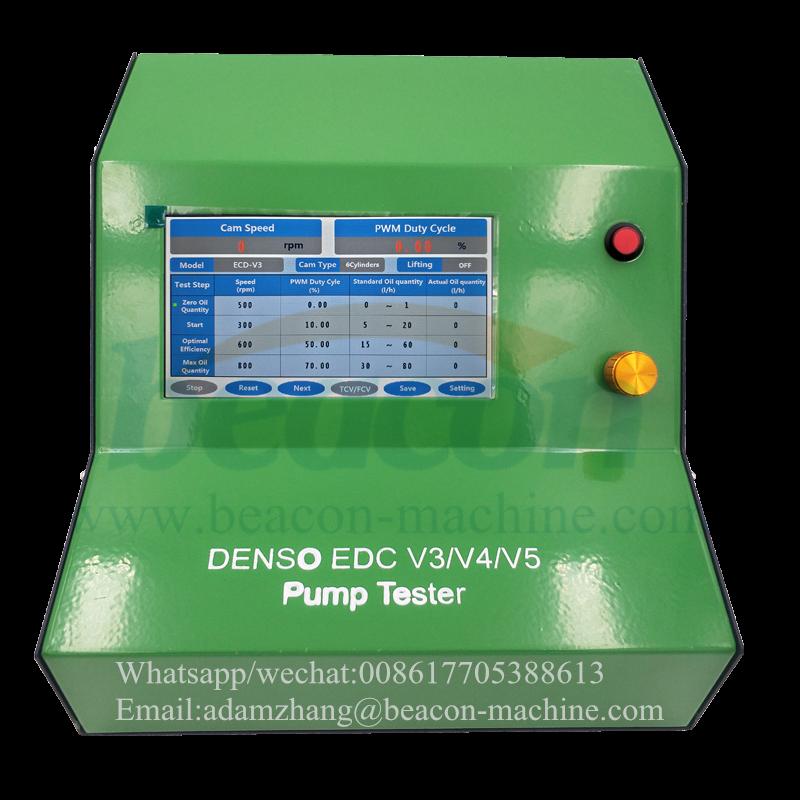 common rail pump tester DENSO ECD V3/ 4/5 Pump Tester
