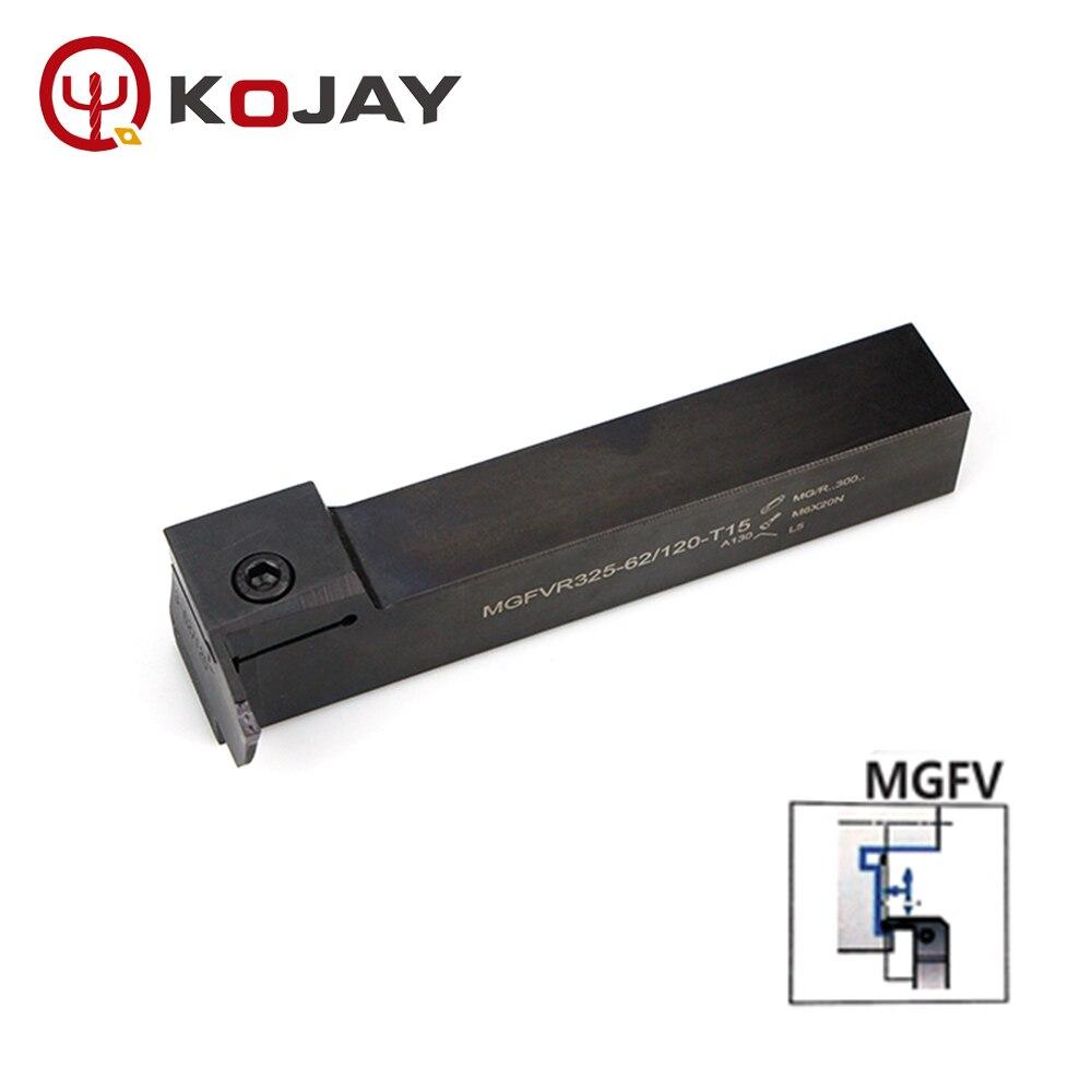 MGFVR320-112/200-t15 rosto e rosto interno grooving torneamento torno cortador ferramenta titular para mgmn inserção cnc máquina