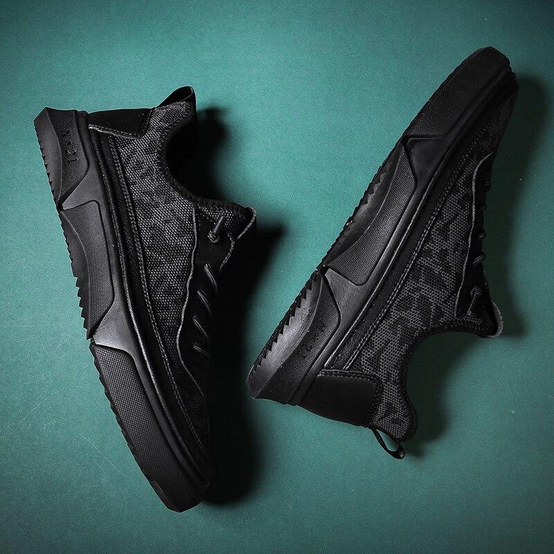 أفضل 46 deportivas حذاء الرجال uomo homens esportivo hombre حجم النسيج شبكة الذكور ل 2018 موضة أحذية التنفس منخفضة في aire