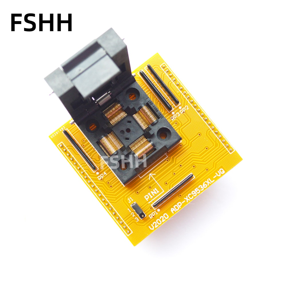 ADP-XC9536XL-VQ Programmer Adapter TQFP64 to DIP40 for HI-LO ALL-11 Programmer Adapter/IC SOCKET