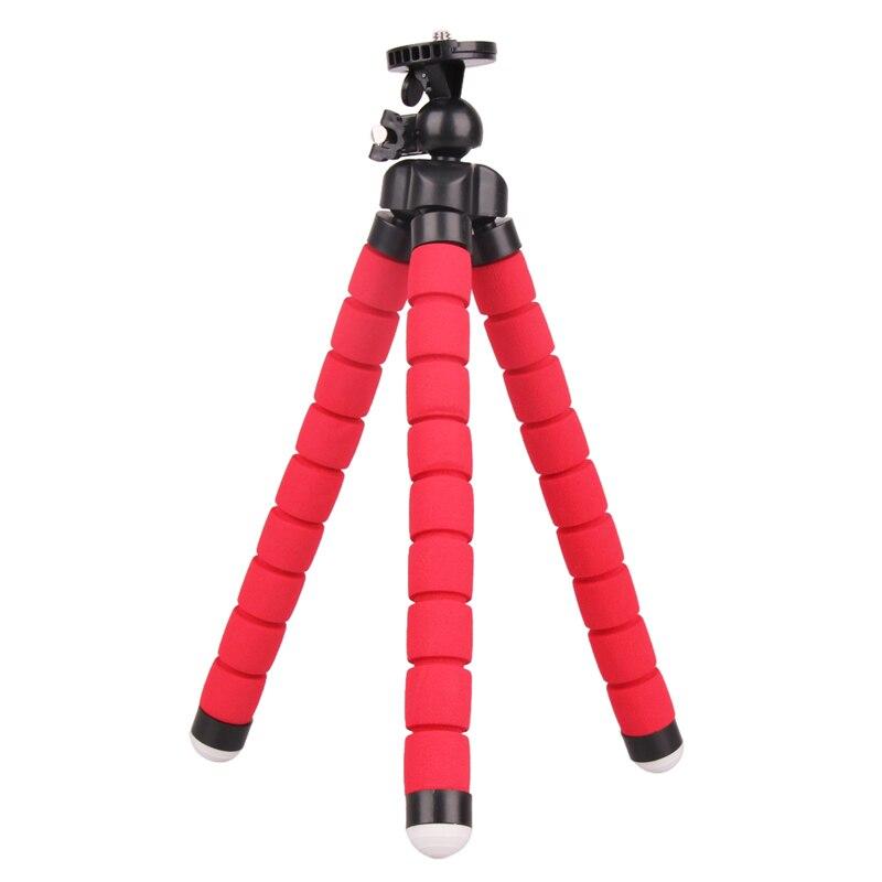 Trípode para soporte de teléfono Flexible soporte pulpo Selfie soporte de expansión Accesorios Estilo monopie para cámara de proyector de teléfono