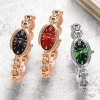 Top Brand Luxury Women's Watch Casual Ladies Bracelet Fashion Watches Stainless Steel Dress Wristwatches Relogio Feminino Clock