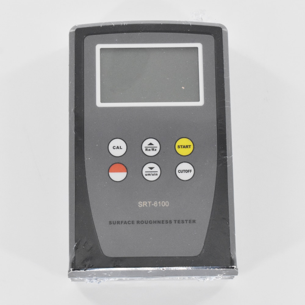 الرقمية SRT-6100 متكاملة أداة قياس خشونة الأسطح متر قياس المدى را Rz 0.05 ~ 10.00um