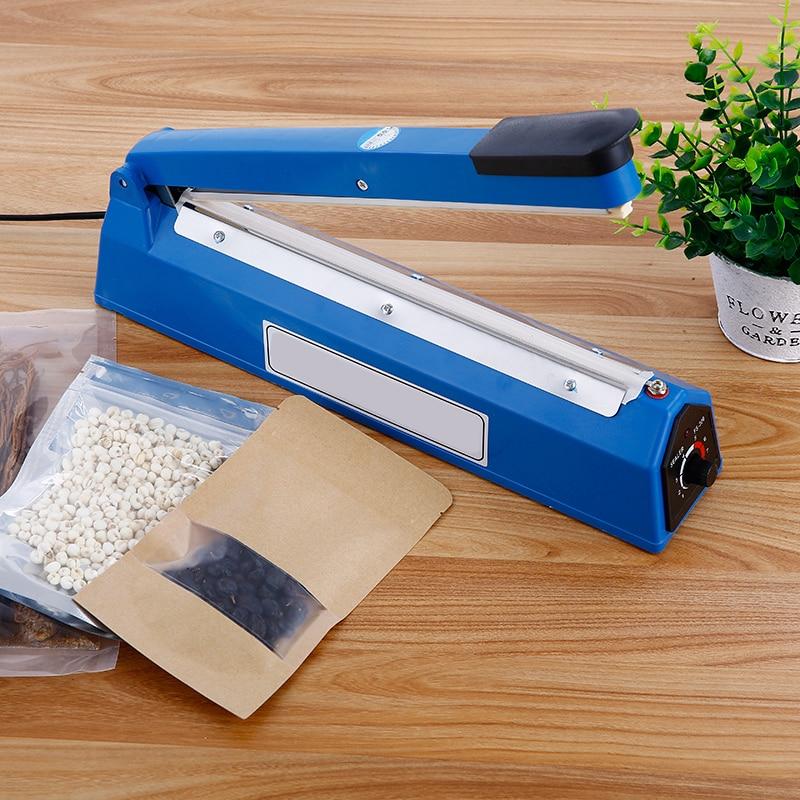 Portable Sealing Machine Automatic Electric Food Heat Manual Sealer Household Food Vacuum Packing Machine Kitchen Tool