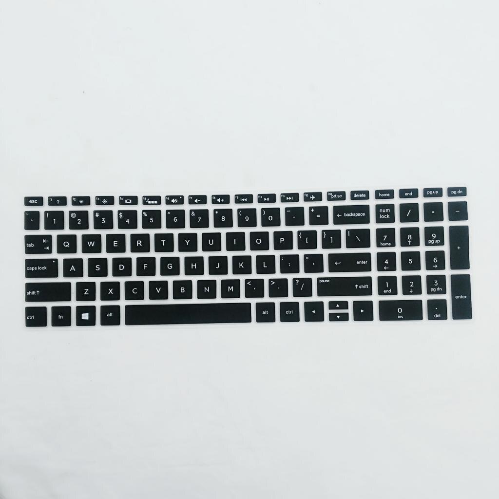 Защитная пленка для клавиатуры ноутбука, Обложка для клавиатуры настольного компьютера, 15,6 дюйма, BF защита для клавиатуры ноутбука, силикон...