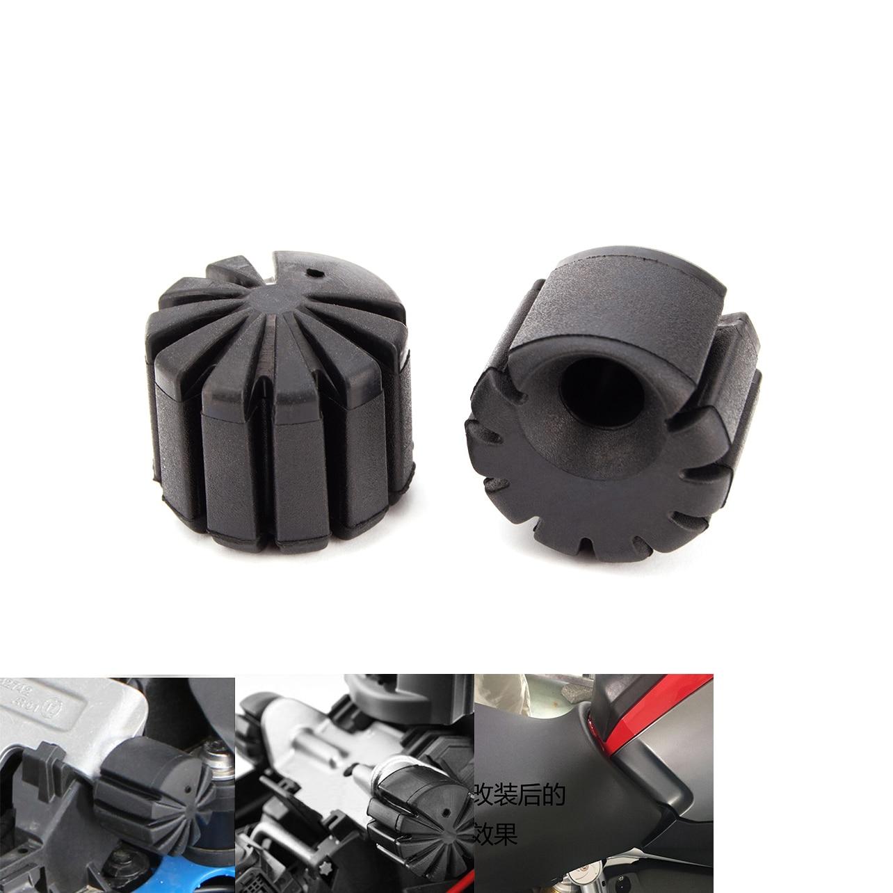 Kit de descenso de asiento de goma nueva para BMW R1200GS LC R 1200 R 1250 GS / RT LC Adv K1600GT S1000XR K1600GT K1600 B/GT