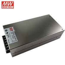 SE-600-48 MEAN WELL 600W 48V Switching Power Supply 110V/220V AC to 48V DC 12.5A 600W Meanwell Power Supply Unit Transformer PSU