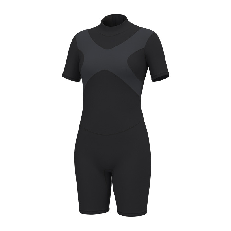 3MM Neoprene Snorkeling Wetsuit For Women Professional Sexy Surfing Diving Suit Plus Size Scuba Keep Warm Spearfishing SwimWear
