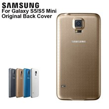 Samsung Originele Telefoon Rear Batterij Deur Voor Samaung S5 G900S G900F G9008V G9006v S5 Mini G870W Back Battery Cover Behuizing