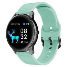 Смарт-часы R3 для мужчин и женщин, водонепроницаемые Смарт-часы IP68, Смарт-часы для фитнес-браслета Xiaomi Android, 2021