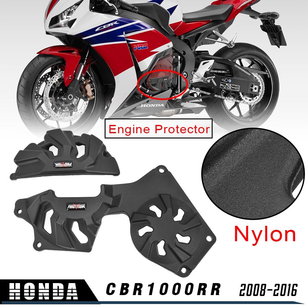 Protector de motor de motocicleta de la cubierta para 2008-2016 HONDA CBR1000RR CBR 1000RR CBR 1000 RR 2013, 2014, 2015, cayendo de protección