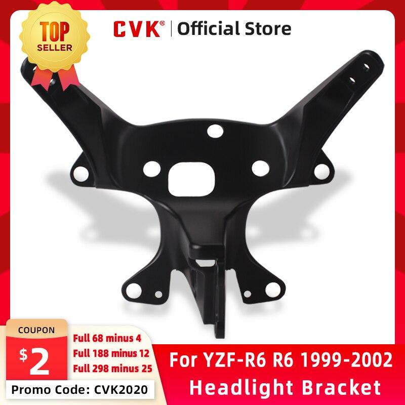 CVK faro soporte de la motocicleta superior estancia carenado para YAMAHA YZF 600 R6 1999, 2000, 2001, 2002 YZF-R6 99 00 01 02 a