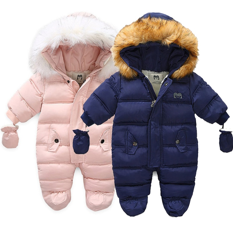 baby-costume-rompers-clothes-hooded-inside-fleece-cold-winter-boy-girl-jumpsuit-thicken-warm-comfortable-coat-outerwear