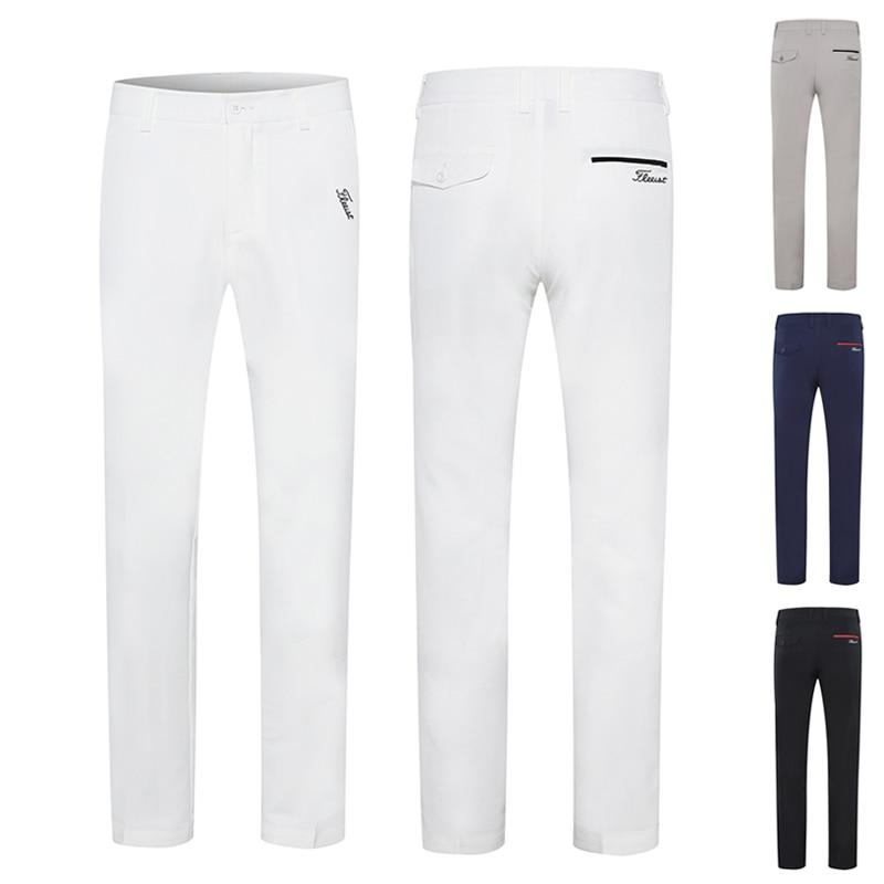 Мужская одежда для гольфа, дышащие брюки, уличные повседневные Модные цветные мужские брюки для гольфа из 100% полиэстера на заказ