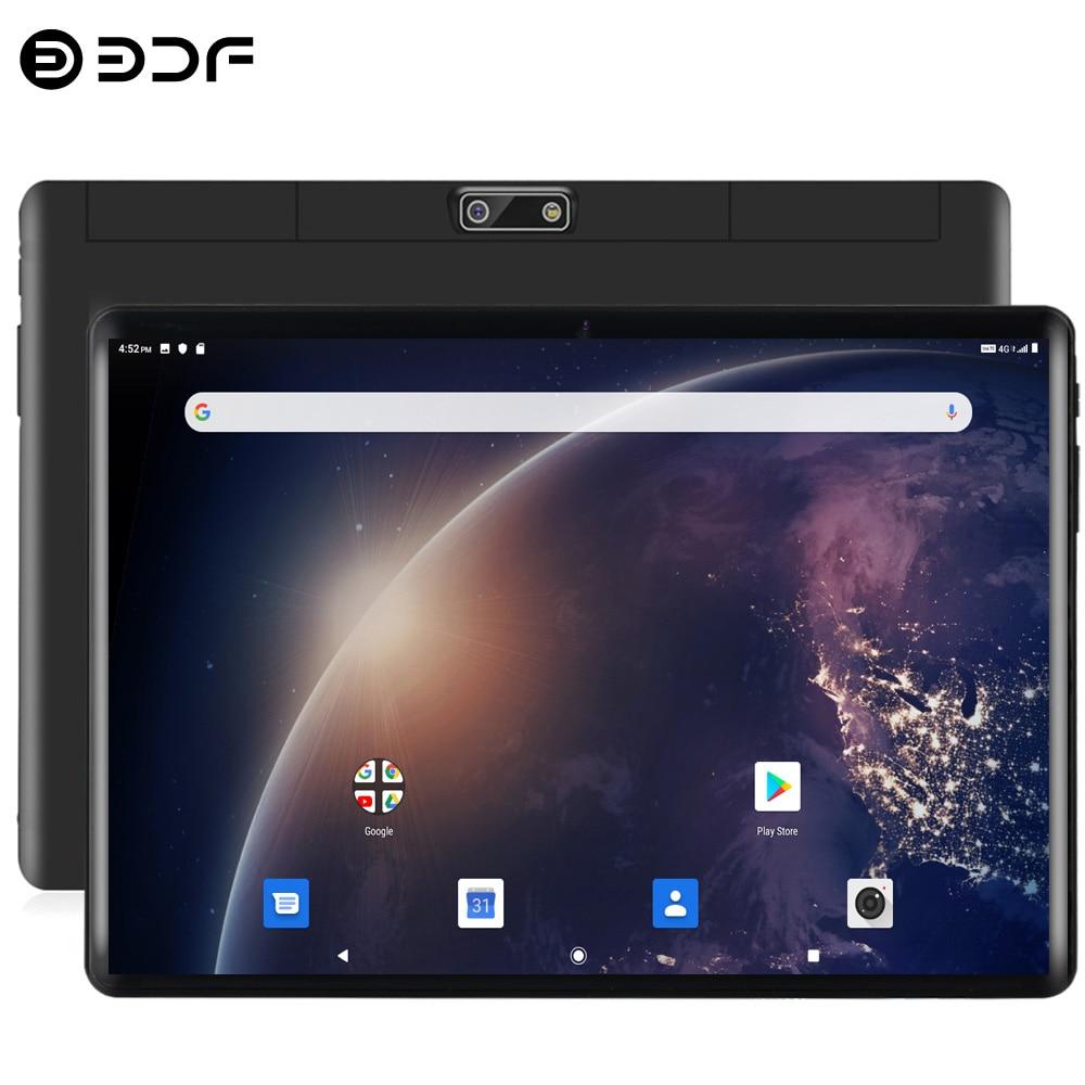 Планшетный ПК, 10,1 дюйма, Восьмиядерный процессор, Android 9,0, Google Play, 4G LTE, две SIM-карты, Bluetooth, GPS, Wi-Fi, рождественские подарки