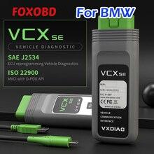 VXDIAG VCX SE pour BMW   Meilleur plus pour ICOM A3 A2 NEXT OBD2 outil de Diagnostic Scanner de programmation automobile