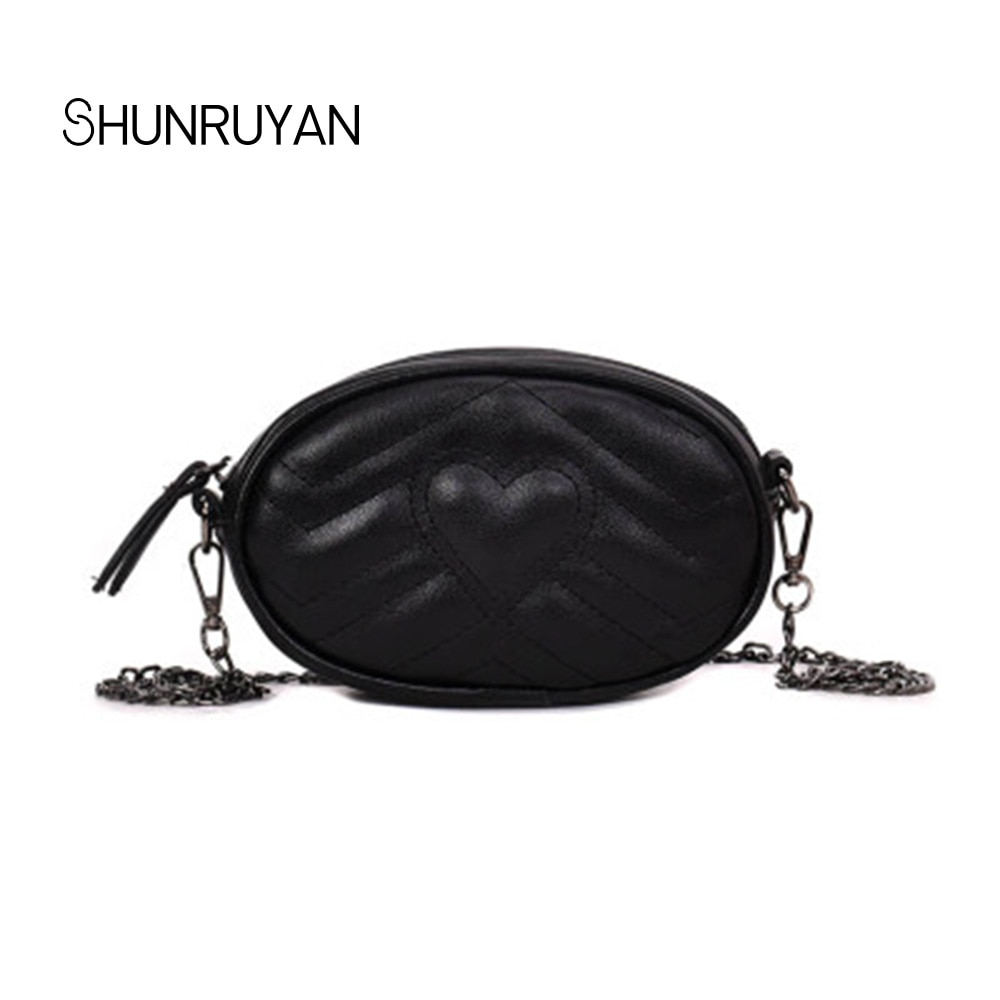 Shunruyan moda feminina saco pequeno circula saco design da marca bolsa de ombro crossbody mensageiro zíper saco das senhoras